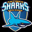 Logo des Sharks d'Antibes